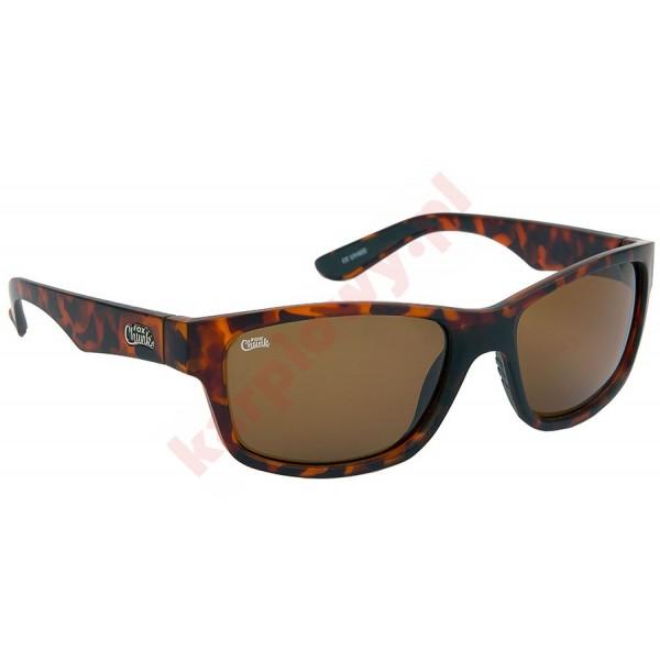 Okulary - chunk sunglass tortoise/brown