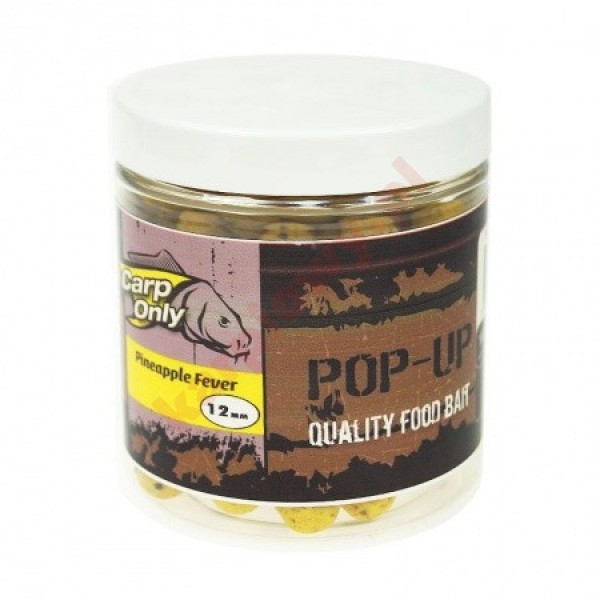 Kulki POP UP  PINEAPPLE FEVER 12MM 100gr