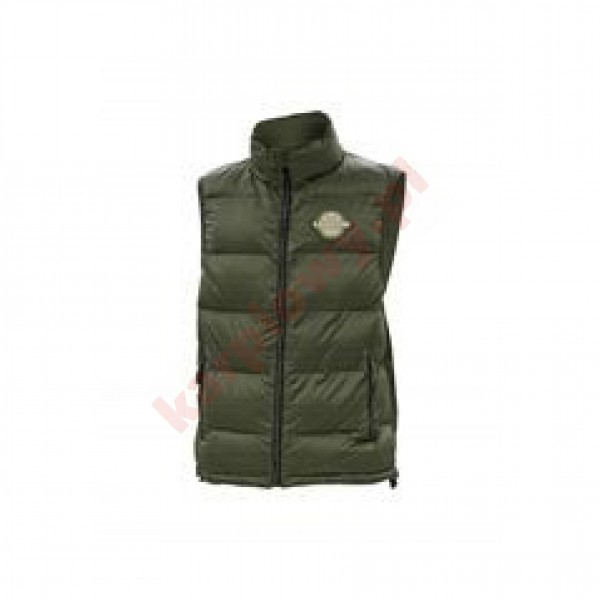 BIVVY ZONE THERMO LITE VEST GREEN XXL