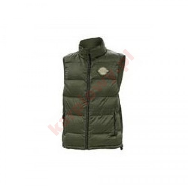 BIVVY ZONE THERMO LITE VEST GREEN XXXL