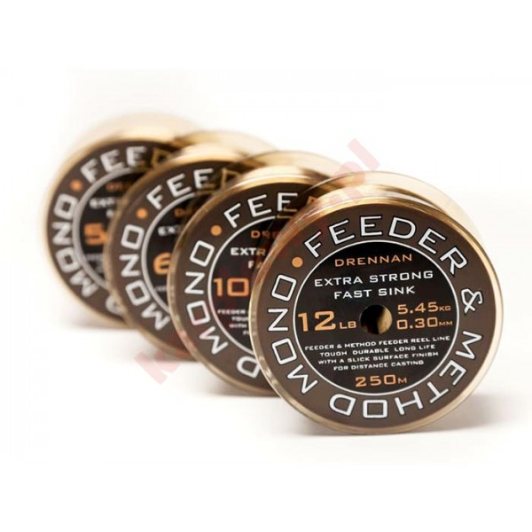 Żyłka feeder method mono 0.234mm / 250m