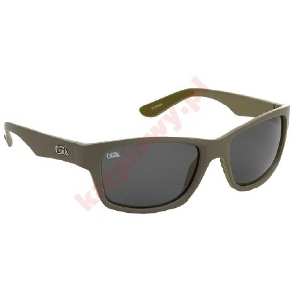 Okulary - chunk sunglass khaki/grey