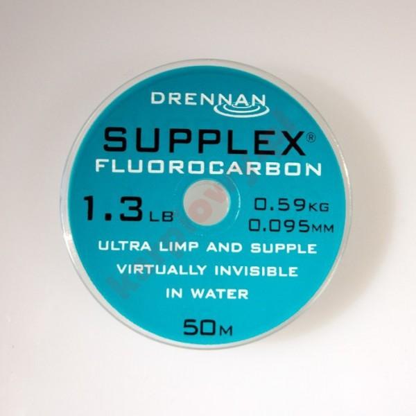 Supplex fluoro carbon 0.15mm / 50cm