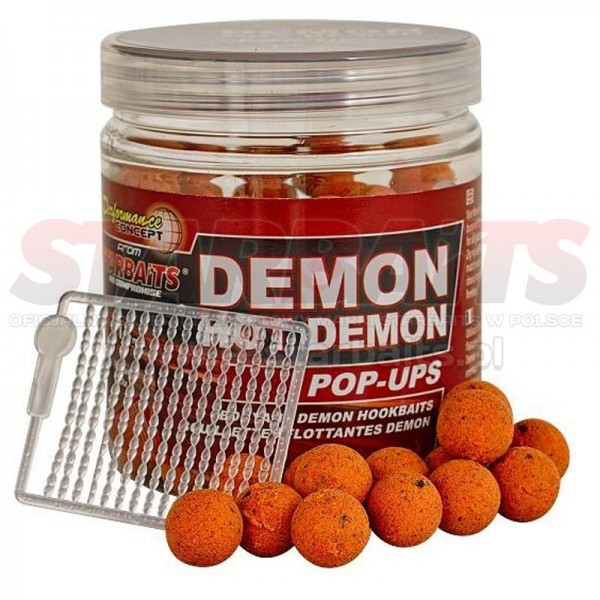 Kulki Pop up DEMON HOT DEMON 14mm 80g