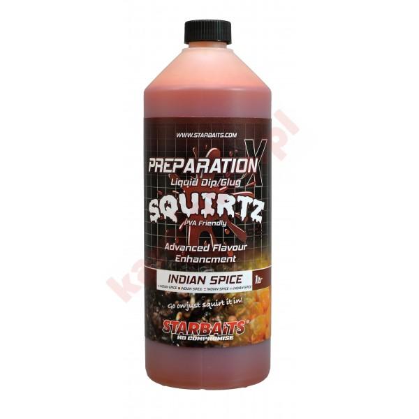 Liquid Dip SQUIRTZ IDNIANA SPICE 1L