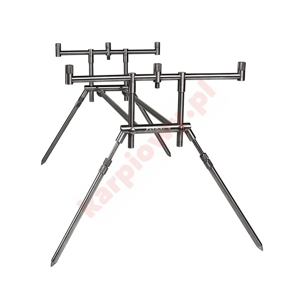 COMPACT STAINLESS STEEL ROD POD