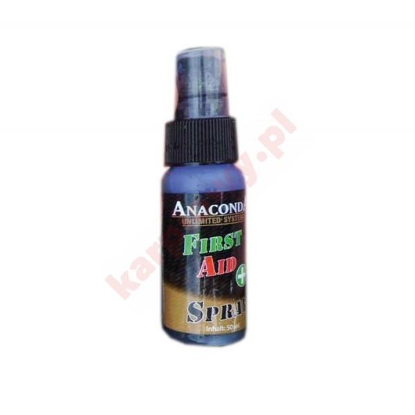 Odkarzacz first aid spray 50ml