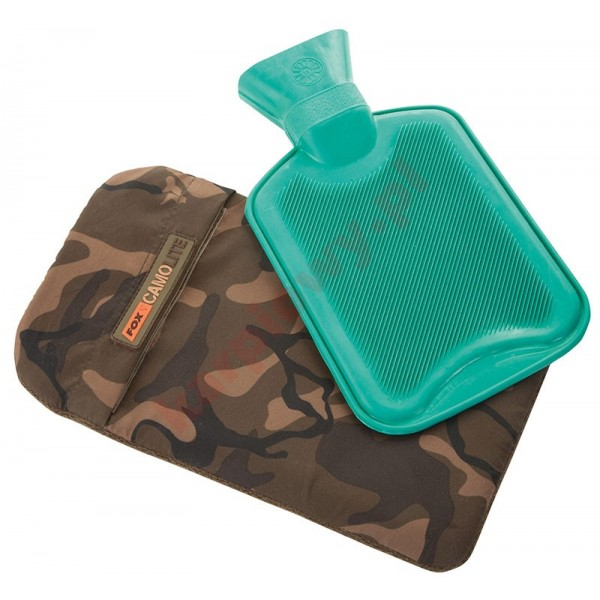 Camolite Hot Water Bottle & Cover