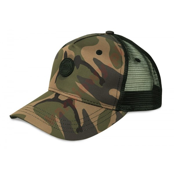 Camo Edition Trucker Cap