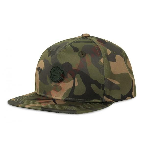 Camo Edition Snapback Cap