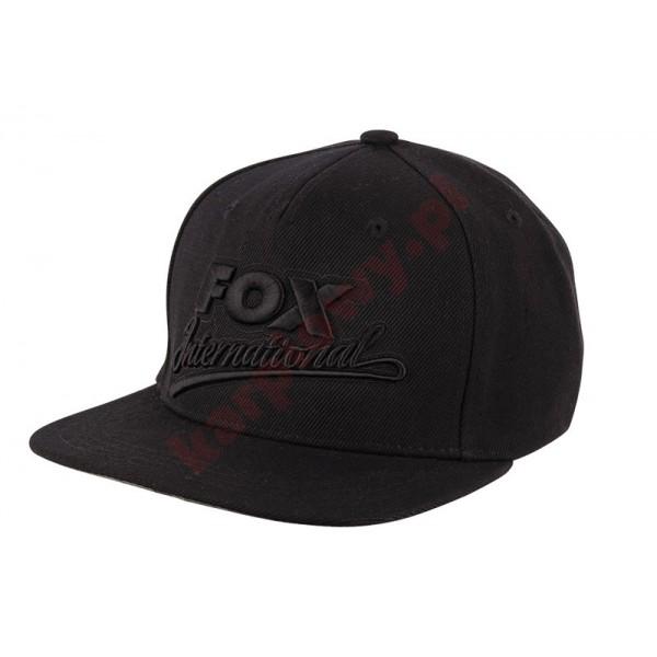 Black Lining Snapback Special Cap
