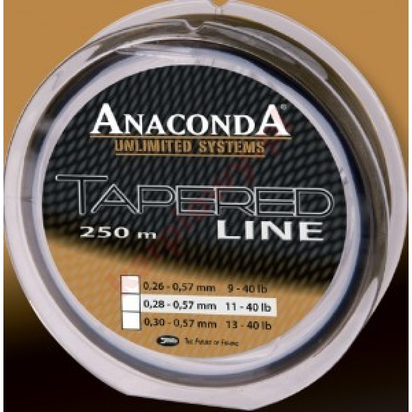 Tapered Line 0.28 - 0.57mm C