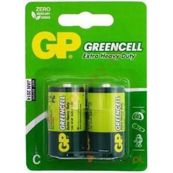 Bateria 1.5V greencell extra heavy duty  R14P/ | cena za sztukę