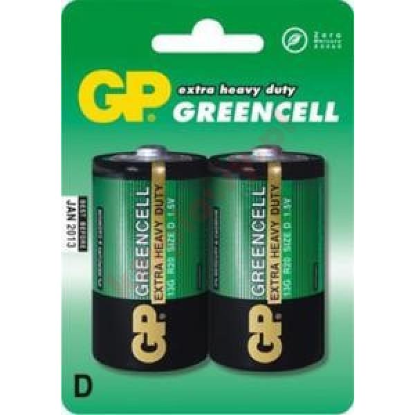 Bateria 1.5V greencell extra heavy duty D R20| cena za sztukę