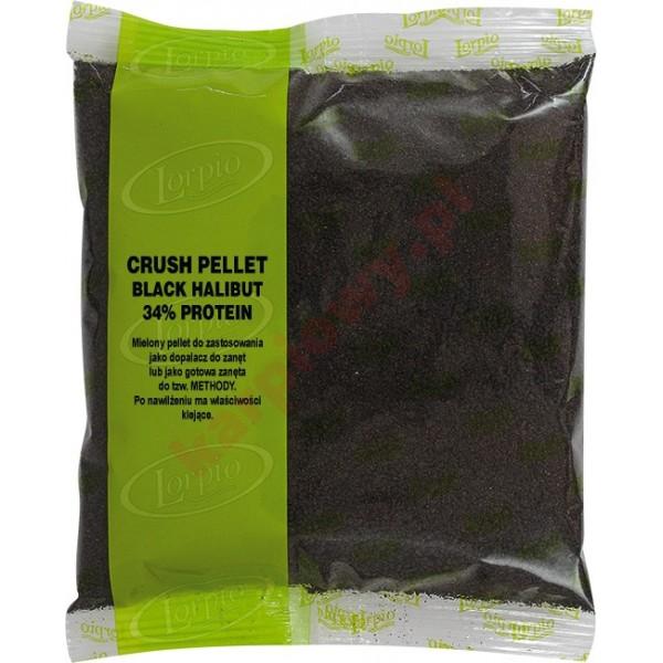 Pellet crush black halibut 500g