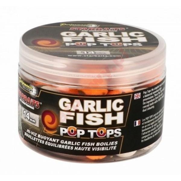 Garlic Fish Pop Top 14 mm 60 gr