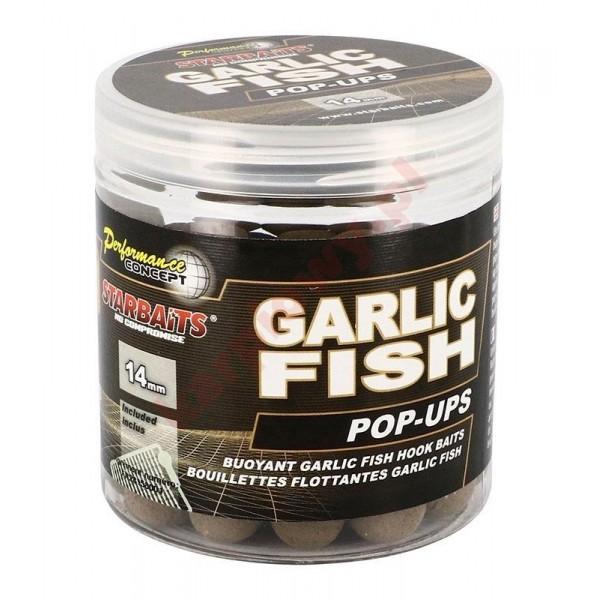 Concept Garlic Fish Pop Up 14mm 80gr