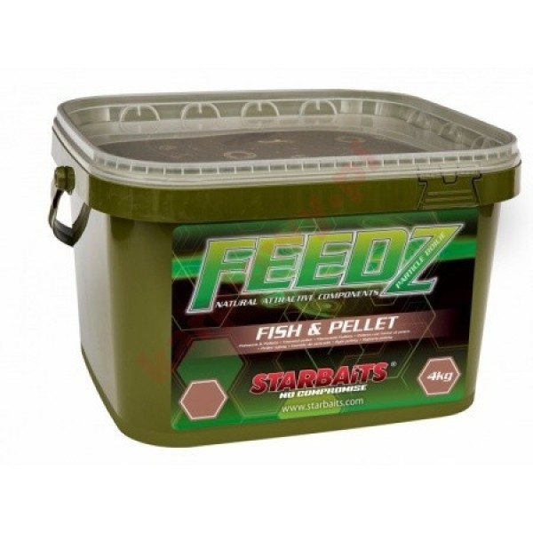 Feedz Fish & Pellets 20mm 4kg