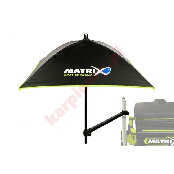Bait Brolly inc Support Arm