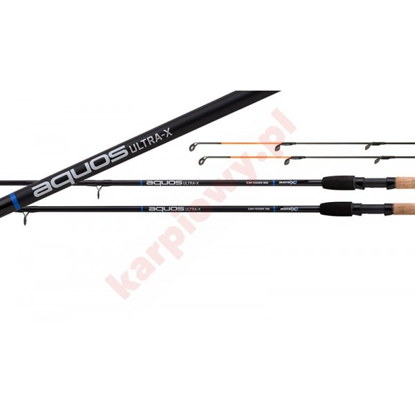 AQUOS ULTRA-X FEEDER RODS 11ft - 3.3m 50g