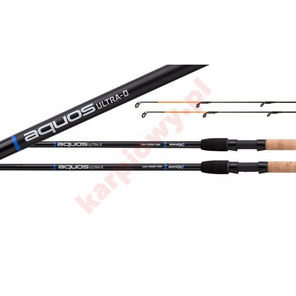 AQUOS ULTRA-D FEEDER RODS 11ft 8in - 3.6m 90g