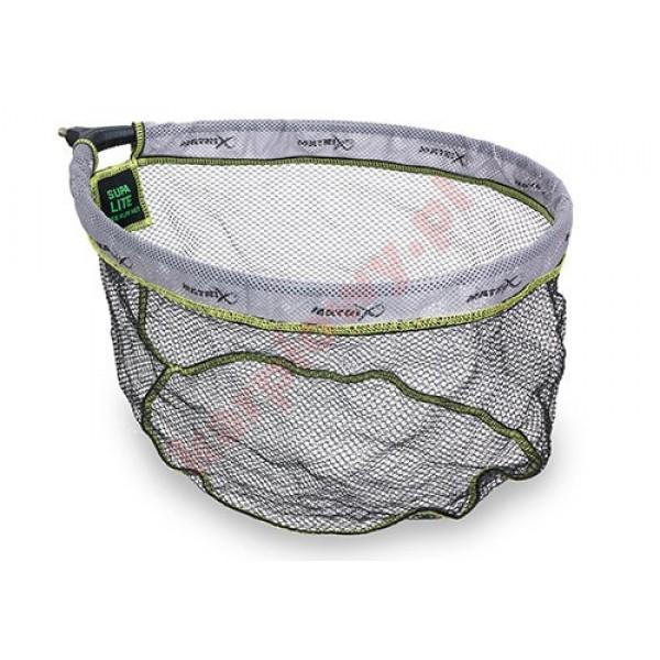 Kosz do podbieraka Supa Lite Free Flow Landing Net - 50x 40cm