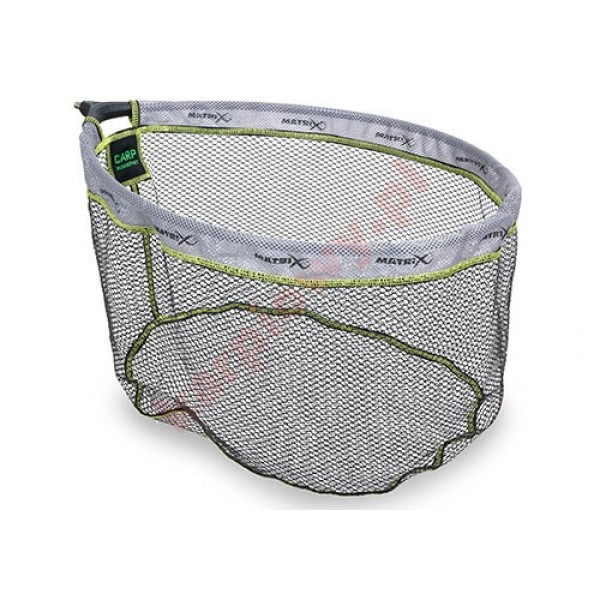 Carp Rubber Landing Net - 6mm 55 x 45cm