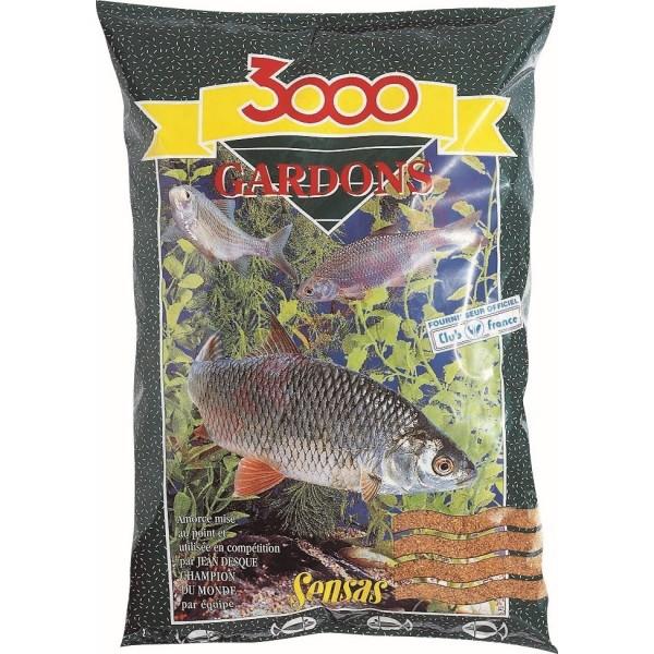 3000 zanęta gardons 1kg