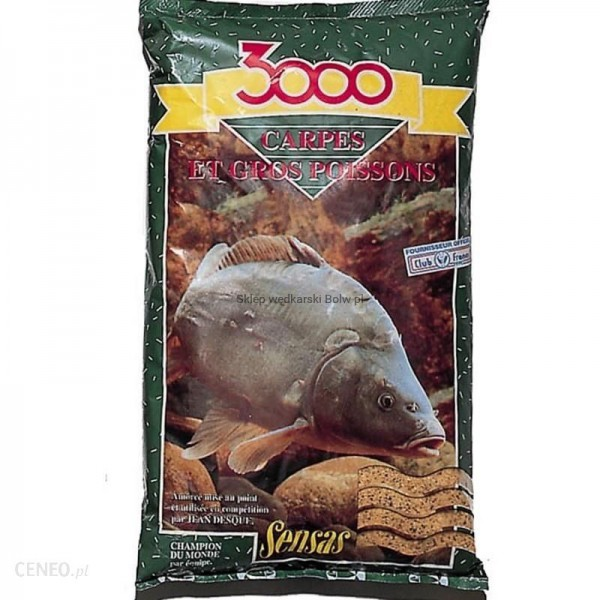 3000 Zanęta Carpes 1 kg