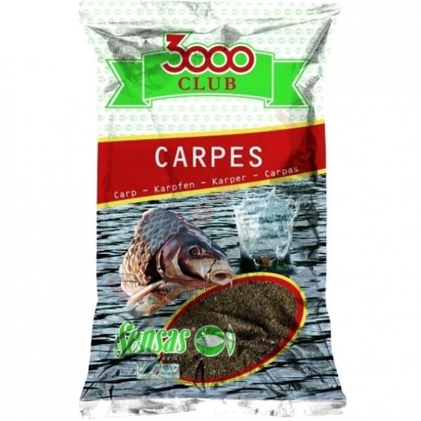 3000 zanęta club carpes 1kg