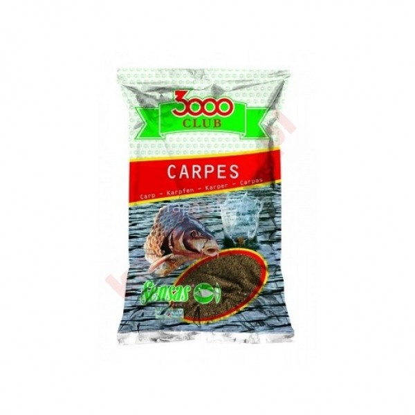 3000 Zanęta Club Carpes Jaune 2,5 kg