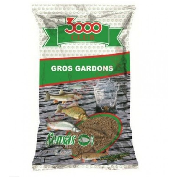 3000 Zanęta Club Gros Gardons 2,5kg