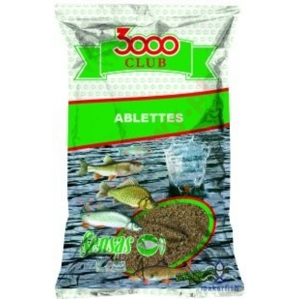 3000 Zanęta Club Ablettes 1kg