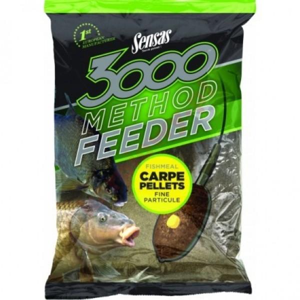 3000 Zanęta Method Carpe 1kg