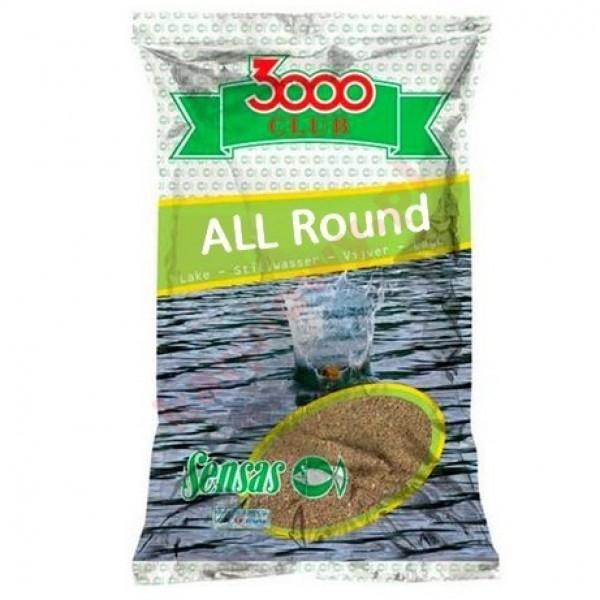 3000 Club All Round 1kg