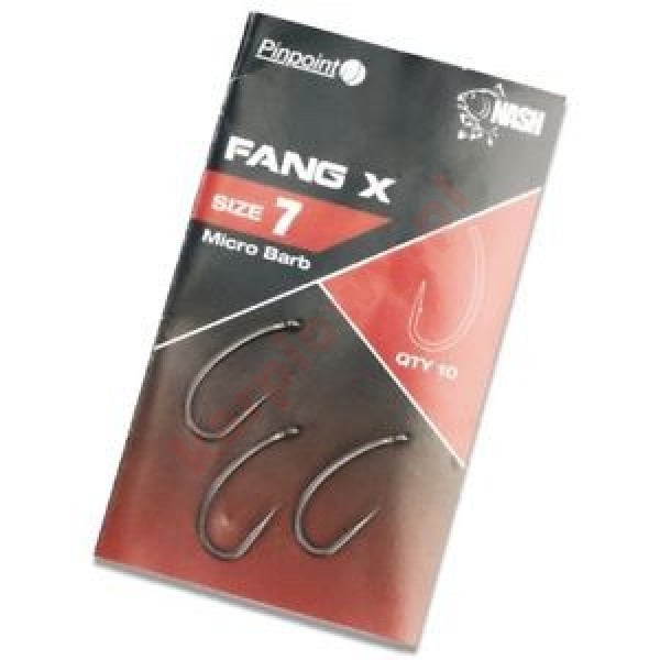 Fang X Size 4 Micro Barbed
