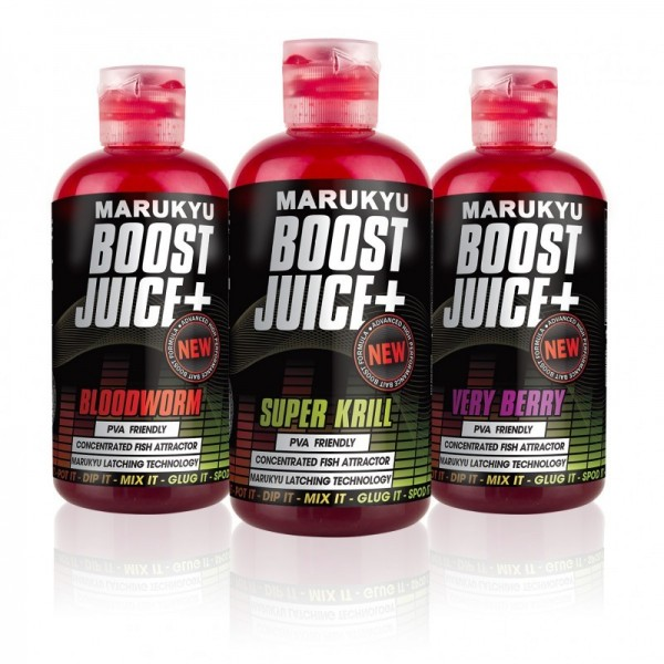 BOOST JUICE + BLOODWORM