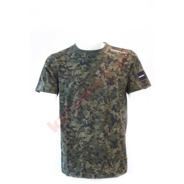 Koszulka t-shirt tribal XTR camo 2XL