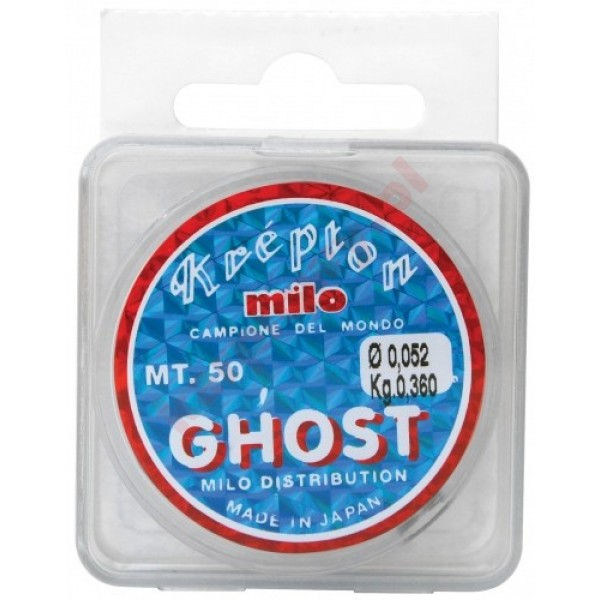 Żyłka ghost 0.077mm/50m