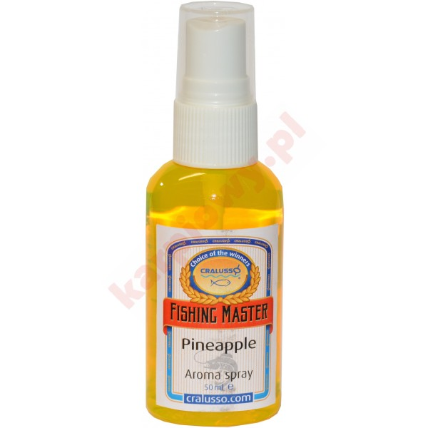 AROMA SPRAY MASTER FLUO PINEAPPLE 50ml
