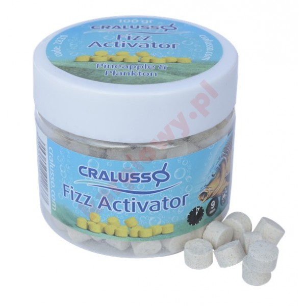 Fizz activator pineapple + plankton 100g