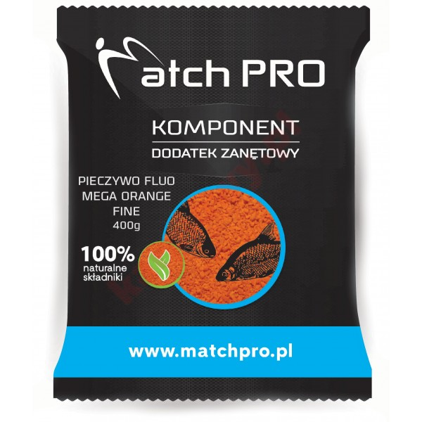 Top fluo mega orange fine 400g