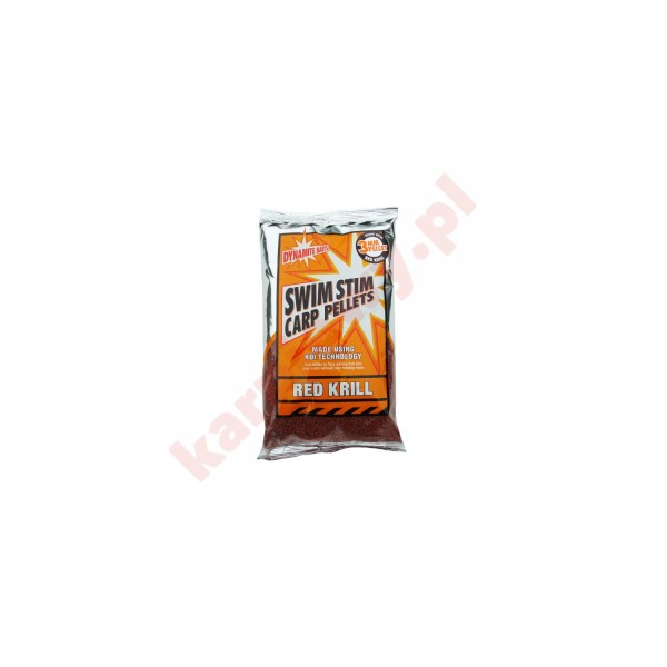 Pellet Swim Stim Red Krill 2mm 900g