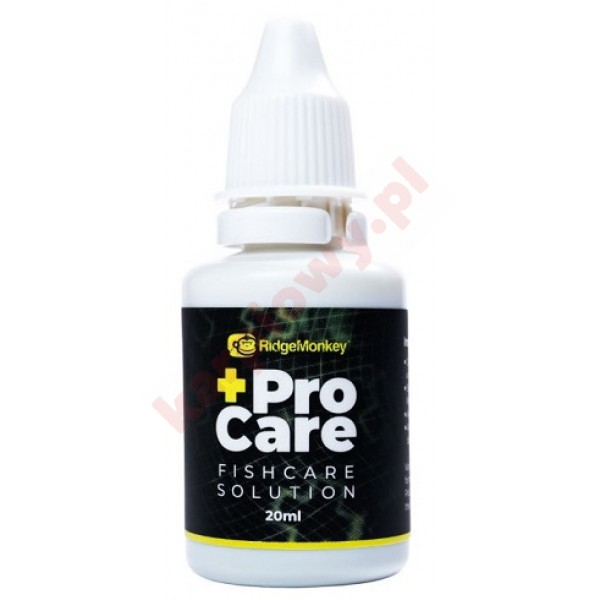 Środek do odkażania - pro care fish care solution 20ml