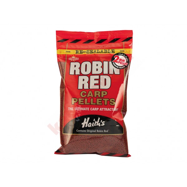Pellet Robin Red 2mm 900g
