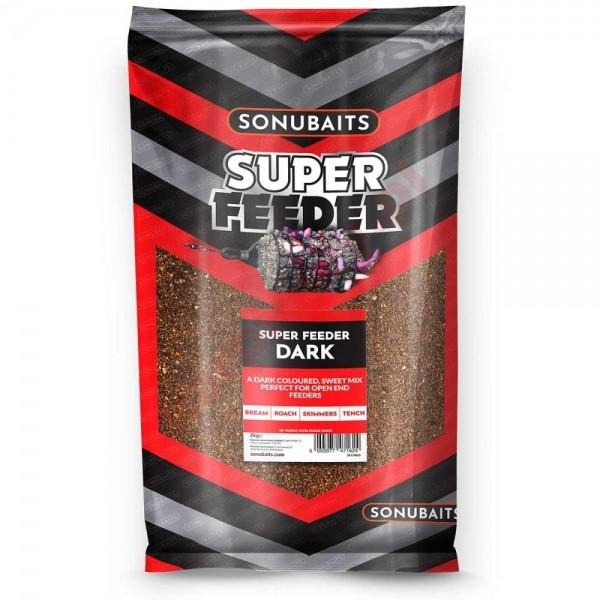 Zanęta Supercrush Super Feeder Dark