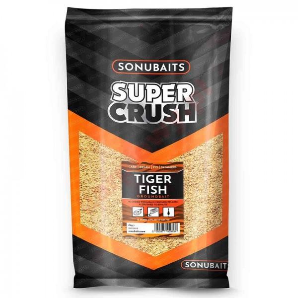 Supercrush - Tiger fish