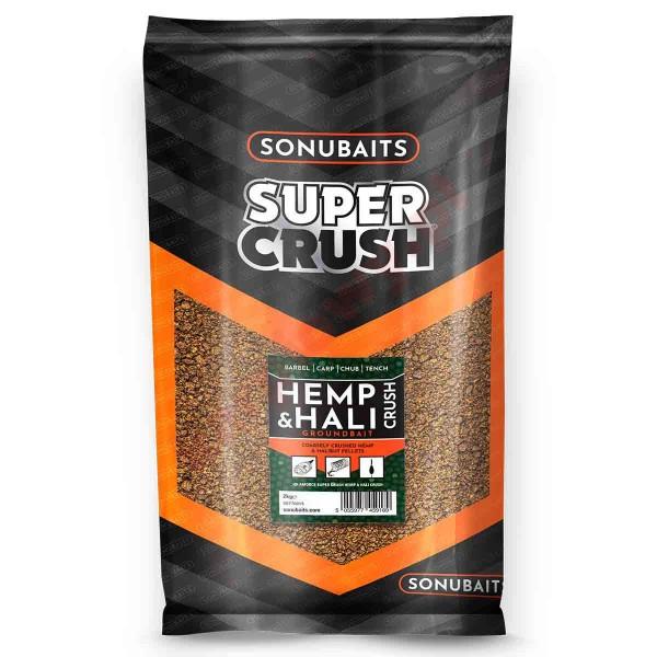 Supercrush - hemp & hali crush