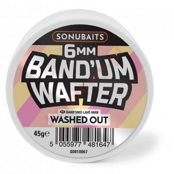Band'Um Wafters 6mm - washed