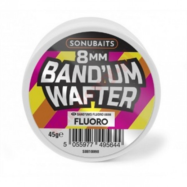 Band'Um Wafters 10mm - fluoro